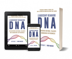 Leadership Behavior DNA Book on Amazon